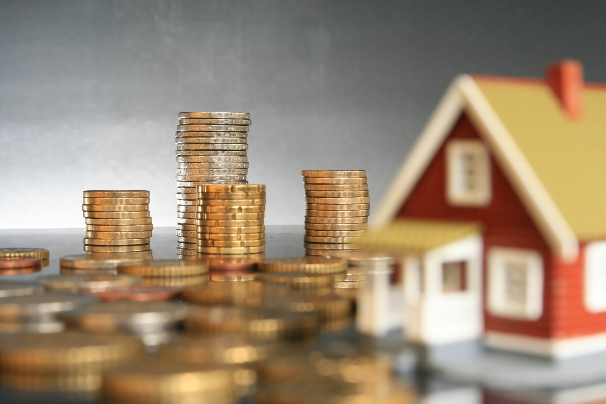 Invest in real estate concept-1