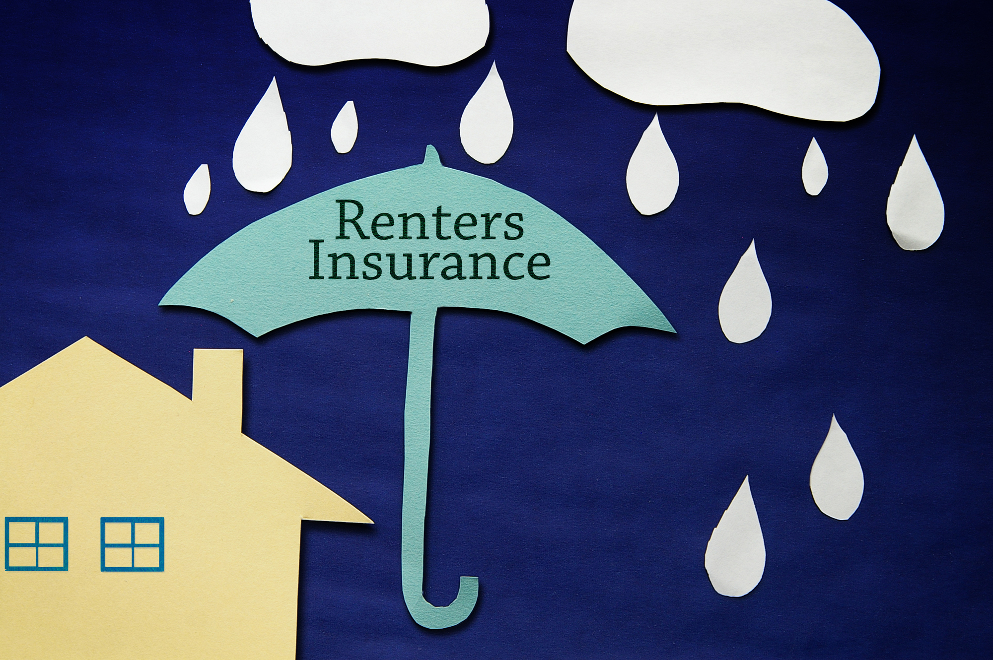 Renters Insurance house